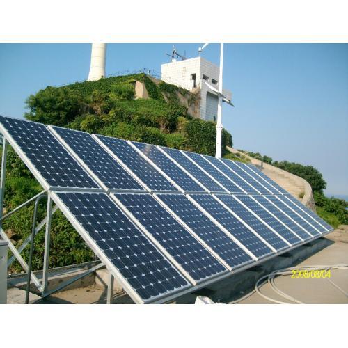 100W太阳能光伏发电系统