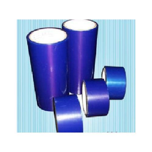 藍色PE保護膜PE藍色網紋保護膜