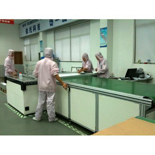 組件IV檢測生產線