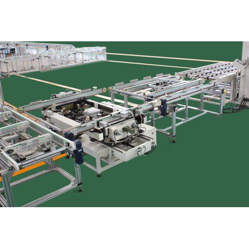 自動化封裝生產線