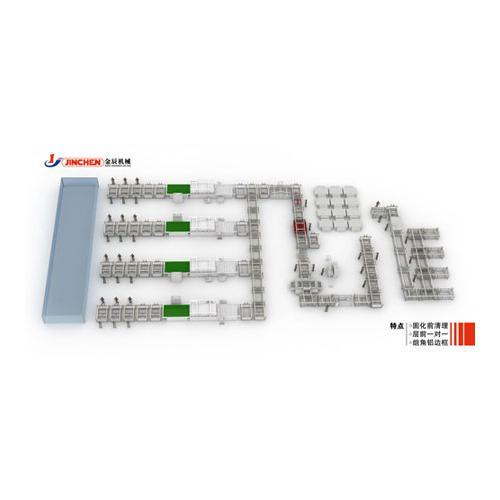 光伏組件自動化生產線