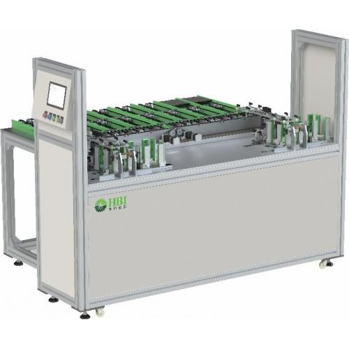 湿法清洗设备自动上料系统