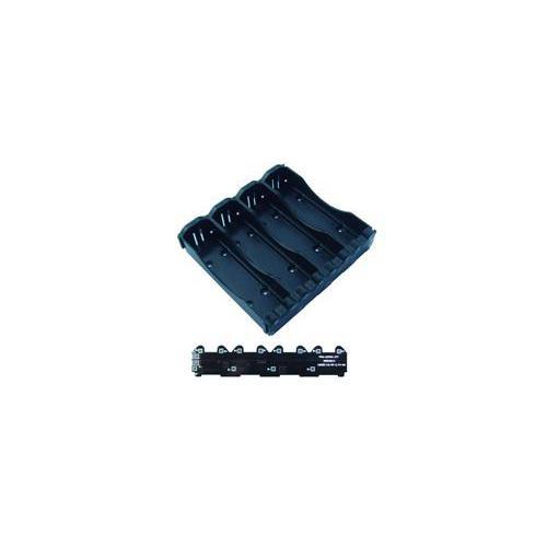 1-4节18650带保护板电池盒