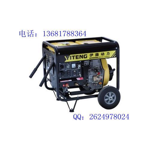 柴油發電電焊一體機