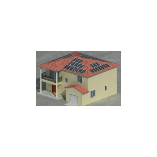 工業化太陽能住宅