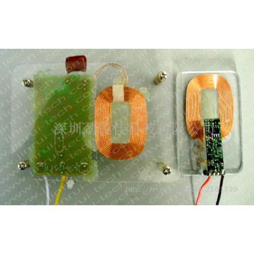 无线充电-锂电池充电方案