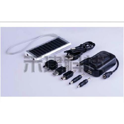 太阳能直板手机充电器