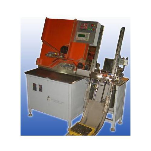 圆柱电池电压内阻自动分选装盒机