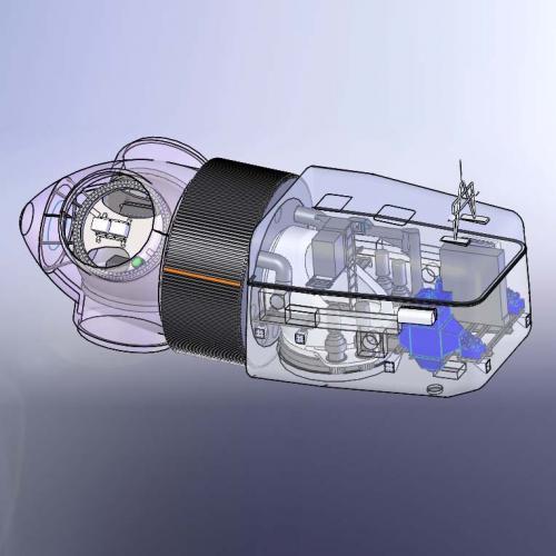 3.0MW直驱永磁风力发电机组