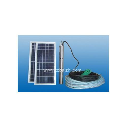 太阳能水泵潜水泵