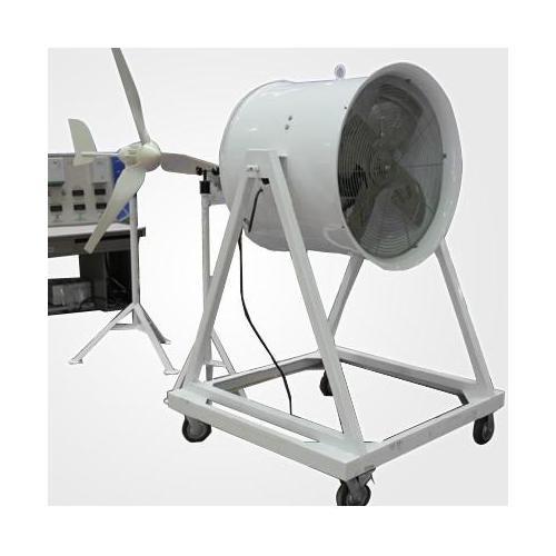 小型风力发电仿真测试系统