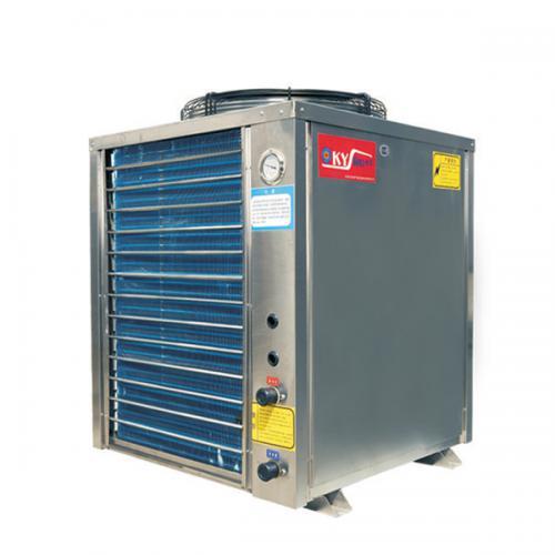 工业用顶吹5匹高温热水热泵机组