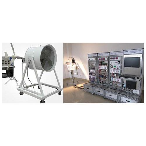 風光互補發電測控實訓系統