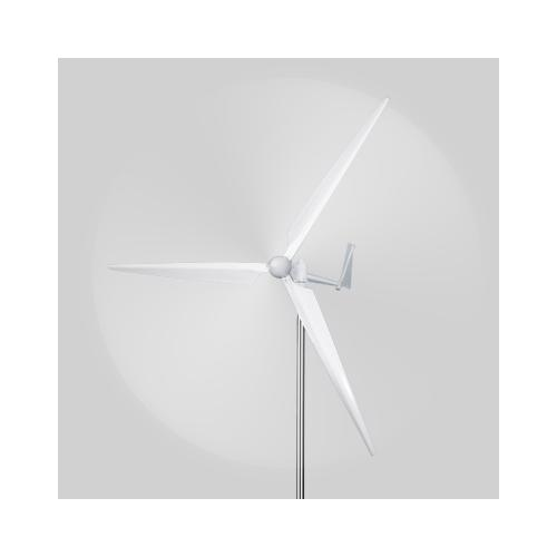 2000W风光互补路灯设备发电机