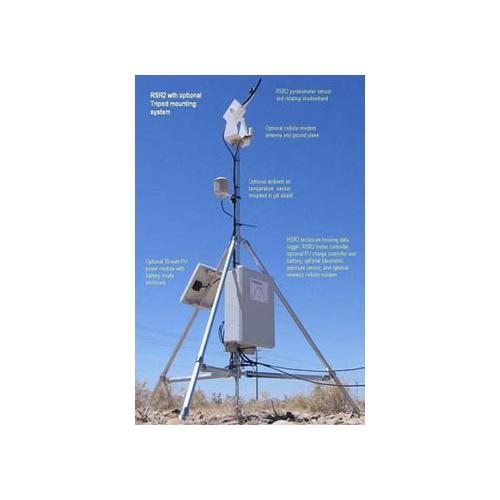 EOL旋转式太阳能测量系统