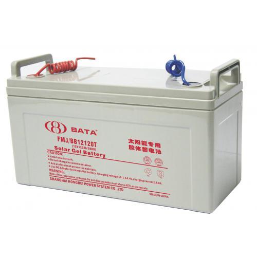 12V120AH太阳能蓄电池