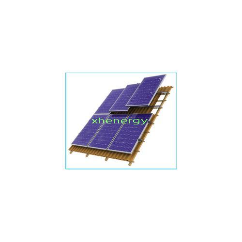 斜面瓦屋顶安装系统