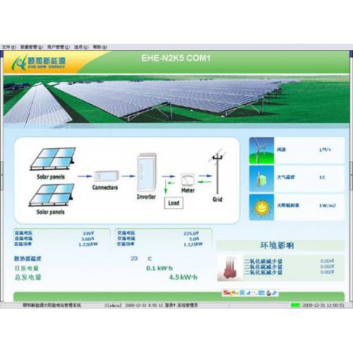 光伏系统监控软件