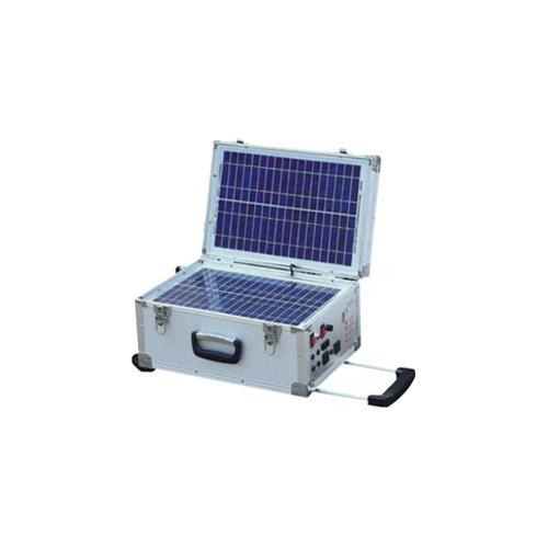 可移动太阳能电源箱