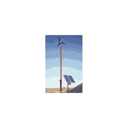太陽能風能互補發電機