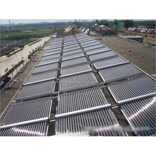 10噸太陽能熱水系統