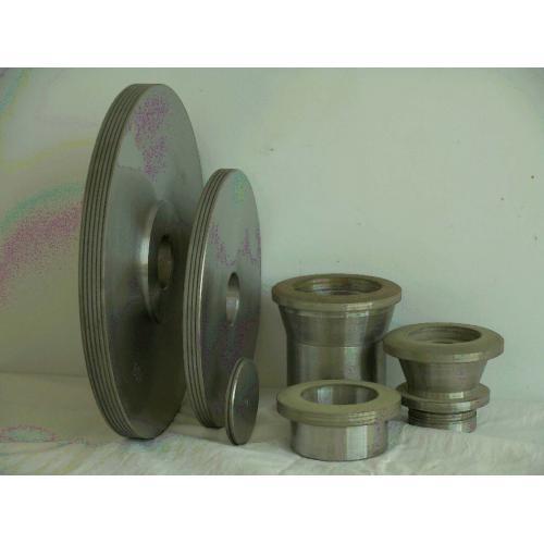 单晶硅片倒角砂轮