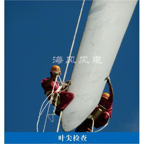 海風風電葉片維修服務