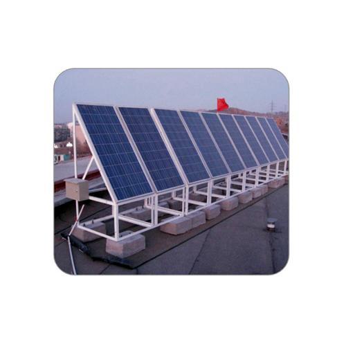 太陽能微能耗零排放LED樓宇亮化