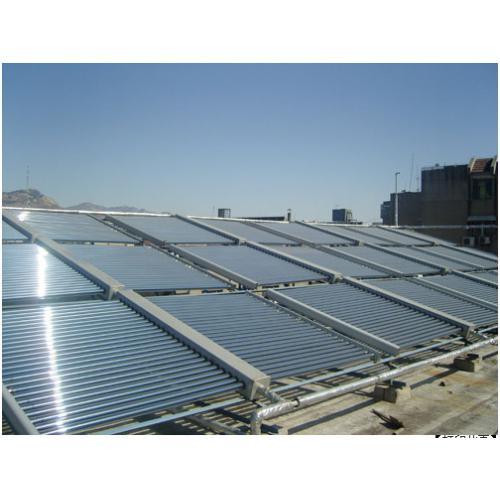 太陽能集熱供水供暖系統