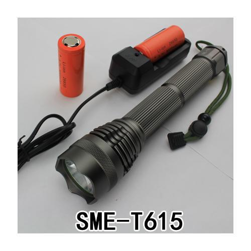 警民用强光LED手电