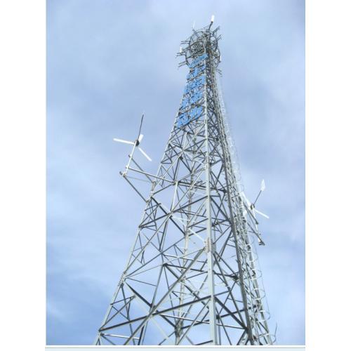 风、光互补通信基站系统
