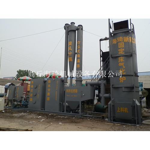 生物质气化集中供气系统