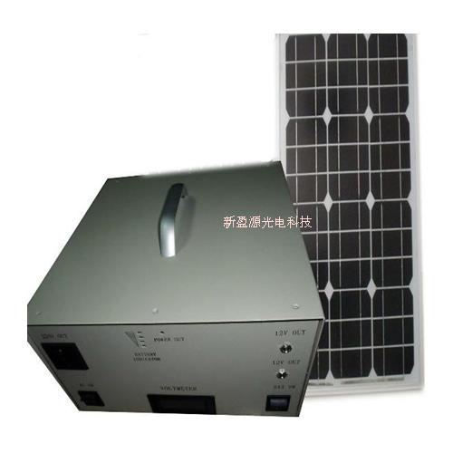 40W家用太阳能发电系统