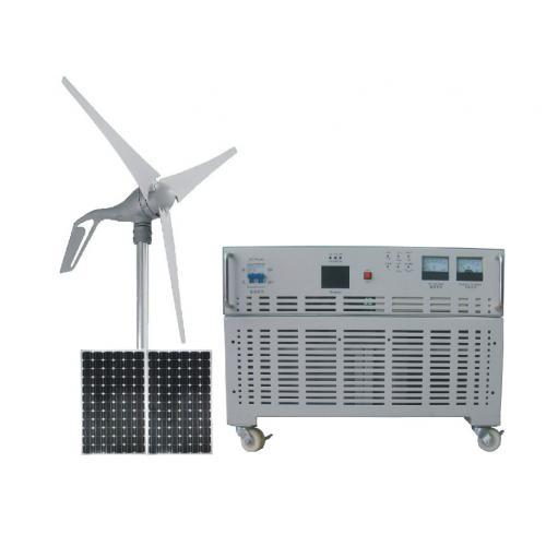 1000W风光互补发电系统