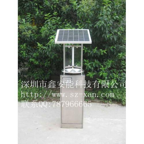 太阳能碰撞式杀虫灯