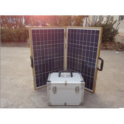 60W太阳能发电系统