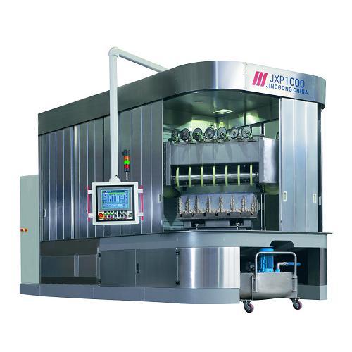 JXP系列多晶硅线剖锭机