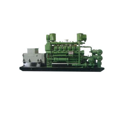 沼氣式發電機組