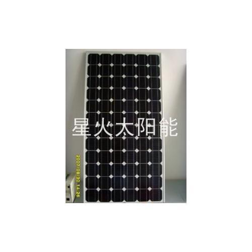 180W單晶太陽能組件