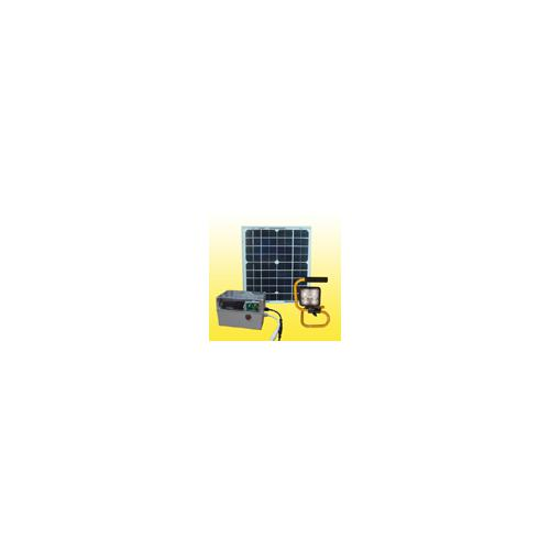 太阳能移动照明系统