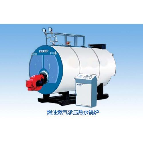 燃油燃气承压热水锅炉