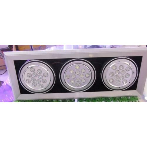 LED格栅灯、豆胆灯