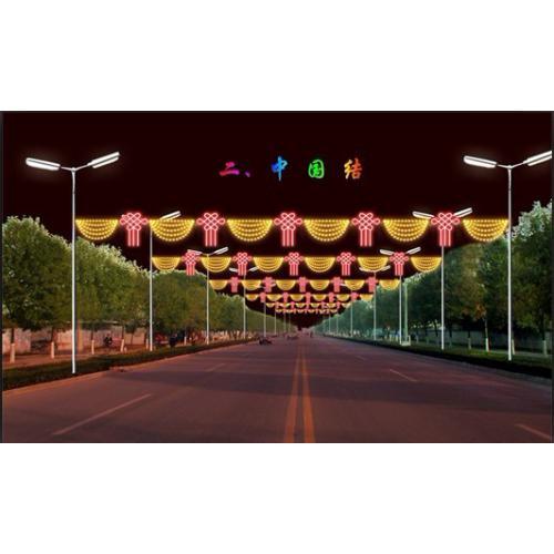 路灯杆装饰灯