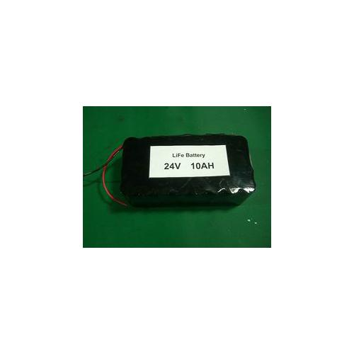 24V10AH磷酸铁锂电池