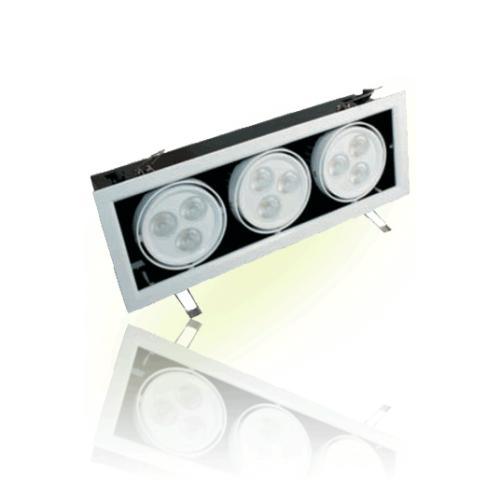 LED格栅射灯