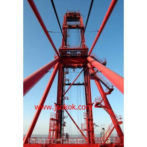 风能铁塔除锈防腐