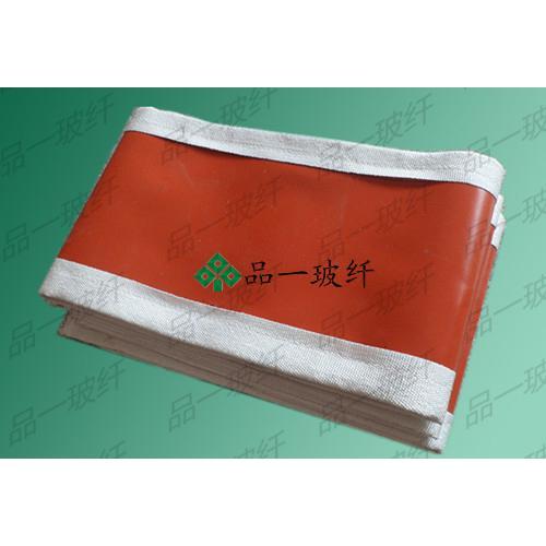 钢丝加强耐温硅胶布