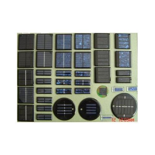 太阳能各种小型滴胶板