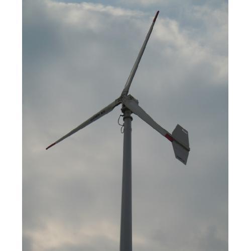 10KW盘式风力发电机