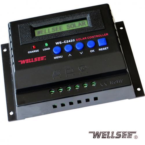 充放电控制器